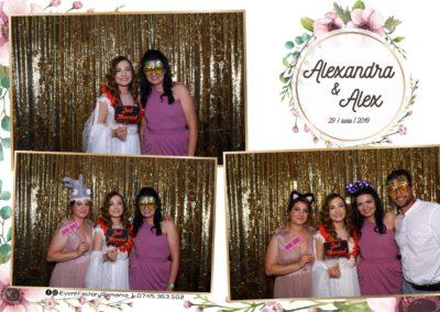 Cabina Foto Showtime - FUN BOX - Nunta - Alexandra & Alex - Restaurant OK Ballroom Ramnicu Valcea - Event Factory (9)