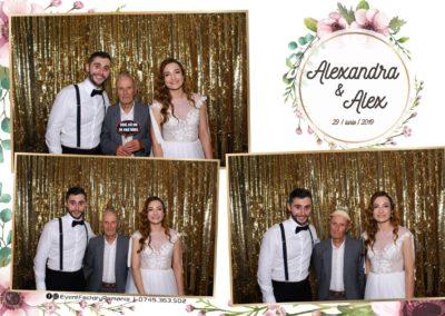 Cabina Foto Showtime - FUN BOX - Nunta - Alexandra & Alex - Restaurant OK Ballroom Ramnicu Valcea - Event Factory (91)