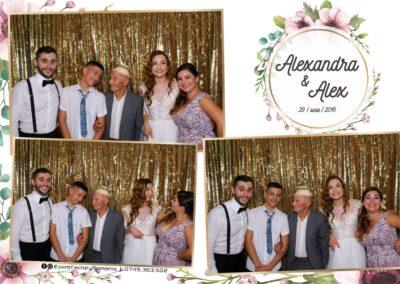 Cabina Foto Showtime - FUN BOX - Nunta - Alexandra & Alex - Restaurant OK Ballroom Ramnicu Valcea - Event Factory (92)