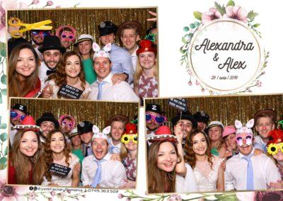 Cabina Foto Showtime - FUN BOX - Nunta - Alexandra & Alex - Restaurant OK Ballroom Ramnicu Valcea - Event Factory (95)