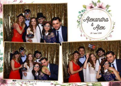 Cabina Foto Showtime - FUN BOX - Nunta - Alexandra & Alex - Restaurant OK Ballroom Ramnicu Valcea - Event Factory (97)