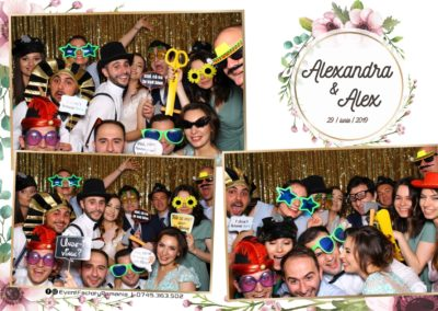 Cabina Foto Showtime - FUN BOX - Nunta - Alexandra & Alex - Restaurant OK Ballroom Ramnicu Valcea - Event Factory (98)