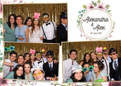 Cabina Foto Showtime - FUN BOX - Nunta - Alexandra & Alex - Restaurant OK Ballroom Ramnicu Valcea - Event Factory (99)