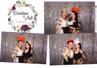 Cabina Foto Showtime - FUN BOX - Nunta - Cristina & Adi - Restaurant OK Ballroom Ramnicu Valcea - Event Factory (14)