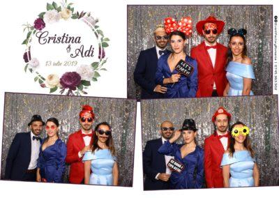 Cabina Foto Showtime - FUN BOX - Nunta - Cristina & Adi - Restaurant OK Ballroom Ramnicu Valcea - Event Factory (16)
