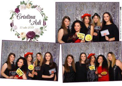 Cabina Foto Showtime - FUN BOX - Nunta - Cristina & Adi - Restaurant OK Ballroom Ramnicu Valcea - Event Factory (2)