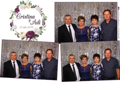 Cabina Foto Showtime - FUN BOX - Nunta - Cristina & Adi - Restaurant OK Ballroom Ramnicu Valcea - Event Factory (25)