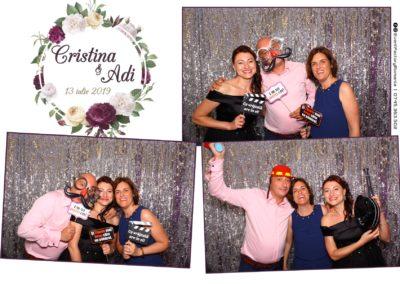 Cabina Foto Showtime - FUN BOX - Nunta - Cristina & Adi - Restaurant OK Ballroom Ramnicu Valcea - Event Factory (29)