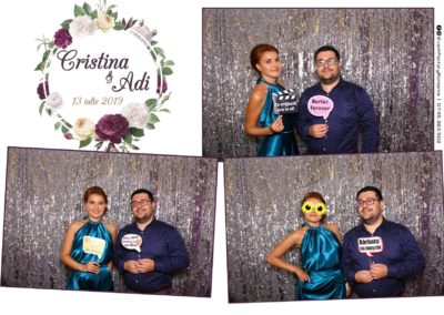 Cabina Foto Showtime - FUN BOX - Nunta - Cristina & Adi - Restaurant OK Ballroom Ramnicu Valcea - Event Factory (31)