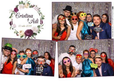 Cabina Foto Showtime - FUN BOX - Nunta - Cristina & Adi - Restaurant OK Ballroom Ramnicu Valcea - Event Factory (39)