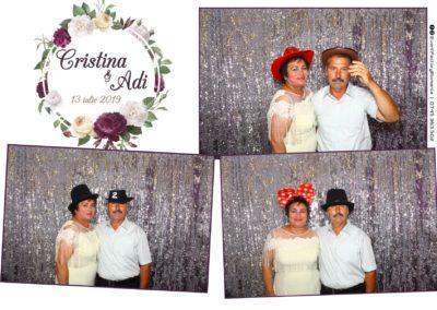 Cabina Foto Showtime - FUN BOX - Nunta - Cristina & Adi - Restaurant OK Ballroom Ramnicu Valcea - Event Factory (40)