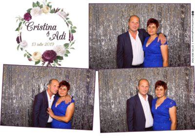 Cabina Foto Showtime - FUN BOX - Nunta - Cristina & Adi - Restaurant OK Ballroom Ramnicu Valcea - Event Factory (51)