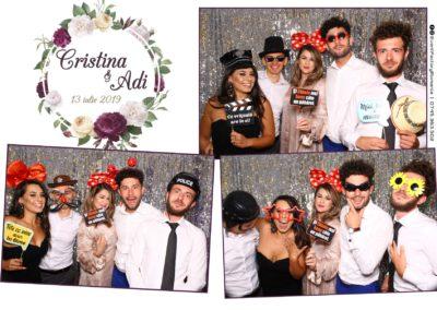 Cabina Foto Showtime - FUN BOX - Nunta - Cristina & Adi - Restaurant OK Ballroom Ramnicu Valcea - Event Factory (52)