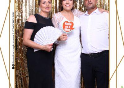 Cabina Foto Showtime - Magic Mirror - Nunta - Andra & Alex - Restaurant Paradis Noblesse Valcea - Event Factory (105)