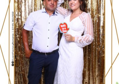 Cabina Foto Showtime - Magic Mirror - Nunta - Andra & Alex - Restaurant Paradis Noblesse Valcea - Event Factory (108)