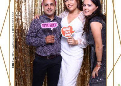 Cabina Foto Showtime - Magic Mirror - Nunta - Andra & Alex - Restaurant Paradis Noblesse Valcea - Event Factory (109)
