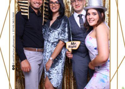 Cabina Foto Showtime - Magic Mirror - Nunta - Andra & Alex - Restaurant Paradis Noblesse Valcea - Event Factory (112)