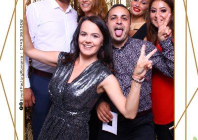 Cabina Foto Showtime - Magic Mirror - Nunta - Andra & Alex - Restaurant Paradis Noblesse Valcea - Event Factory (113)