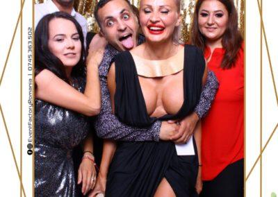 Cabina Foto Showtime - Magic Mirror - Nunta - Andra & Alex - Restaurant Paradis Noblesse Valcea - Event Factory (114)