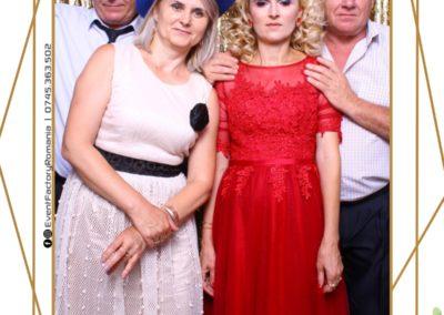 Cabina Foto Showtime - Magic Mirror - Nunta - Andra & Alex - Restaurant Paradis Noblesse Valcea - Event Factory (117)