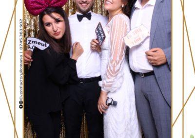 Cabina Foto Showtime - Magic Mirror - Nunta - Andra & Alex - Restaurant Paradis Noblesse Valcea - Event Factory (123)