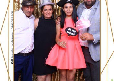 Cabina Foto Showtime - Magic Mirror - Nunta - Andra & Alex - Restaurant Paradis Noblesse Valcea - Event Factory (134)