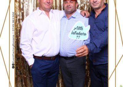 Cabina Foto Showtime - Magic Mirror - Nunta - Andra & Alex - Restaurant Paradis Noblesse Valcea - Event Factory (137)