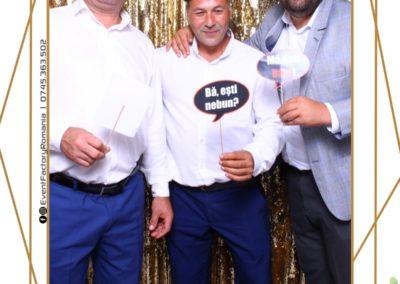 Cabina Foto Showtime - Magic Mirror - Nunta - Andra & Alex - Restaurant Paradis Noblesse Valcea - Event Factory (140)