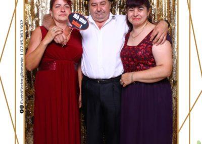 Cabina Foto Showtime - Magic Mirror - Nunta - Andra & Alex - Restaurant Paradis Noblesse Valcea - Event Factory (143)