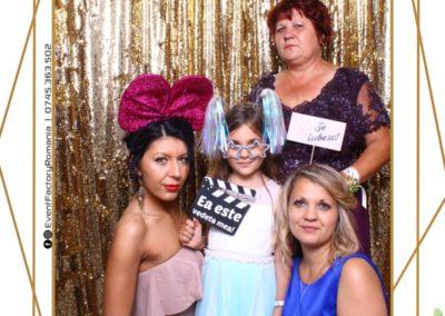 Cabina Foto Showtime - Magic Mirror - Nunta - Andra & Alex - Restaurant Paradis Noblesse Valcea - Event Factory (147)