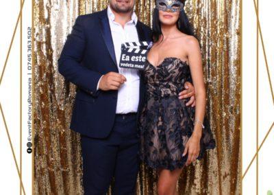 Cabina Foto Showtime - Magic Mirror - Nunta - Andra & Alex - Restaurant Paradis Noblesse Valcea - Event Factory (15)