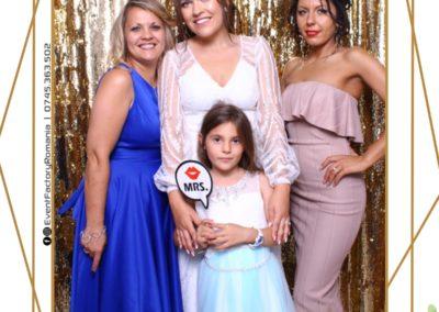 Cabina Foto Showtime - Magic Mirror - Nunta - Andra & Alex - Restaurant Paradis Noblesse Valcea - Event Factory (154)