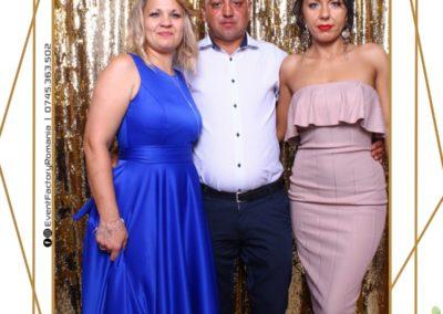 Cabina Foto Showtime - Magic Mirror - Nunta - Andra & Alex - Restaurant Paradis Noblesse Valcea - Event Factory (156)
