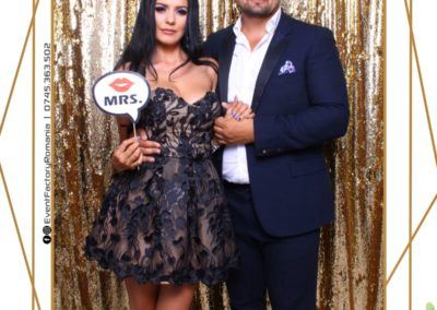 Cabina Foto Showtime - Magic Mirror - Nunta - Andra & Alex - Restaurant Paradis Noblesse Valcea - Event Factory (16)