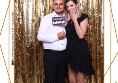 Cabina Foto Showtime - Magic Mirror - Nunta - Andra & Alex - Restaurant Paradis Noblesse Valcea - Event Factory (190)