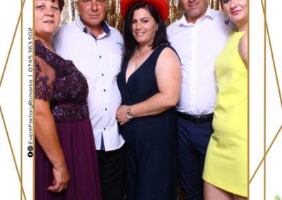 Cabina Foto Showtime - Magic Mirror - Nunta - Andra & Alex - Restaurant Paradis Noblesse Valcea - Event Factory (192)