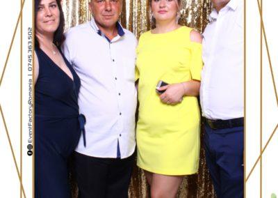 Cabina Foto Showtime - Magic Mirror - Nunta - Andra & Alex - Restaurant Paradis Noblesse Valcea - Event Factory (195)