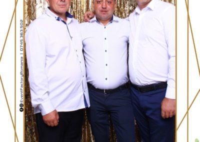 Cabina Foto Showtime - Magic Mirror - Nunta - Andra & Alex - Restaurant Paradis Noblesse Valcea - Event Factory (197)