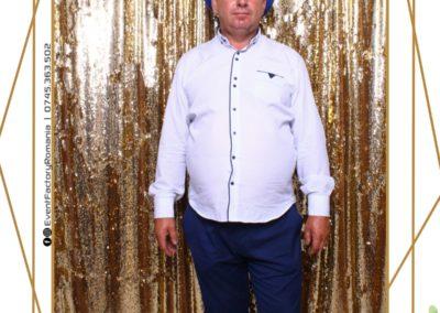 Cabina Foto Showtime - Magic Mirror - Nunta - Andra & Alex - Restaurant Paradis Noblesse Valcea - Event Factory (205)