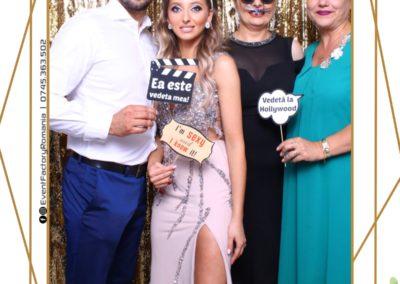 Cabina Foto Showtime - Magic Mirror - Nunta - Andra & Alex - Restaurant Paradis Noblesse Valcea - Event Factory (34)