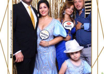 Cabina Foto Showtime - Magic Mirror - Nunta - Andra & Alex - Restaurant Paradis Noblesse Valcea - Event Factory (39)