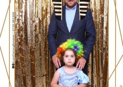 Cabina Foto Showtime - Magic Mirror - Nunta - Andra & Alex - Restaurant Paradis Noblesse Valcea - Event Factory (45)