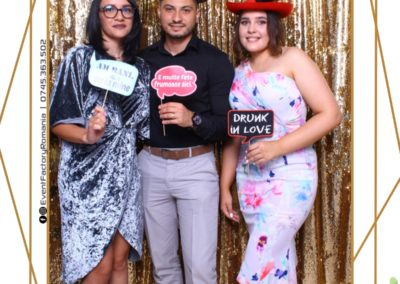 Cabina Foto Showtime - Magic Mirror - Nunta - Andra & Alex - Restaurant Paradis Noblesse Valcea - Event Factory (66)