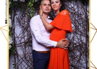 Cabina Foto Showtime - Magic Mirror - Nunta - Oana si Alex - Restaurant Posada Events Ramnicu Valcea - Event Factory (102)