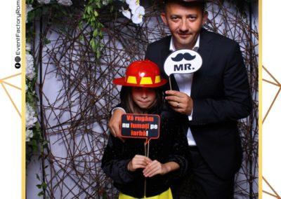 Cabina Foto Showtime - Magic Mirror - Nunta - Oana si Alex - Restaurant Posada Events Ramnicu Valcea - Event Factory (105)