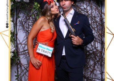 Cabina Foto Showtime - Magic Mirror - Nunta - Oana si Alex - Restaurant Posada Events Ramnicu Valcea - Event Factory (115)