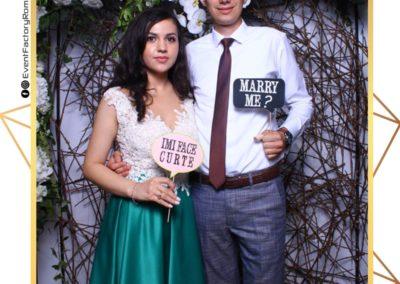 Cabina Foto Showtime - Magic Mirror - Nunta - Oana si Alex - Restaurant Posada Events Ramnicu Valcea - Event Factory (118)