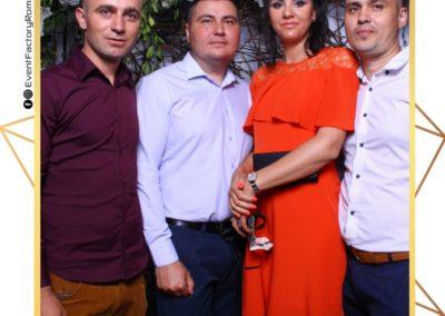 Cabina Foto Showtime - Magic Mirror - Nunta - Oana si Alex - Restaurant Posada Events Ramnicu Valcea - Event Factory (128)