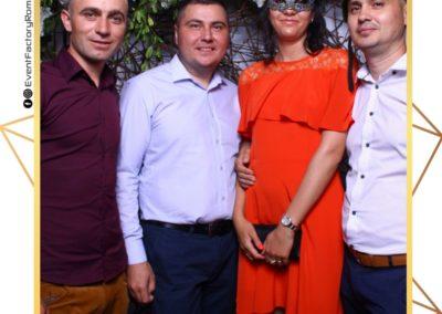 Cabina Foto Showtime - Magic Mirror - Nunta - Oana si Alex - Restaurant Posada Events Ramnicu Valcea - Event Factory (129)