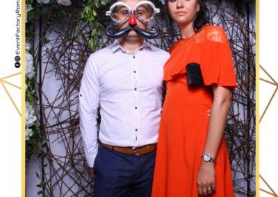 Cabina Foto Showtime - Magic Mirror - Nunta - Oana si Alex - Restaurant Posada Events Ramnicu Valcea - Event Factory (130)